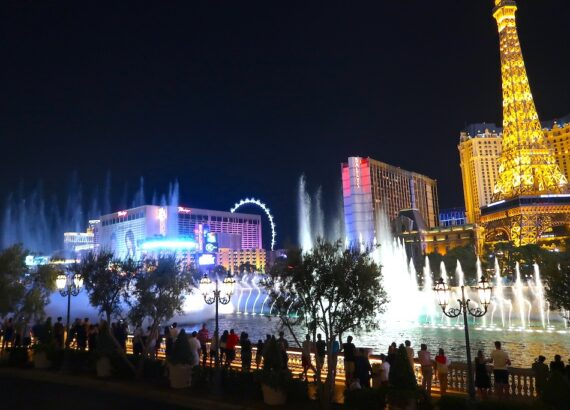 Family Things To Do In Las Vegas, Nevada ©hollydayz
