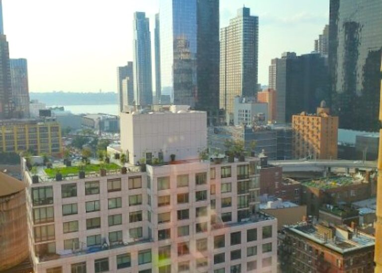 Staycation At Arlo Midtown Hotel in New York City